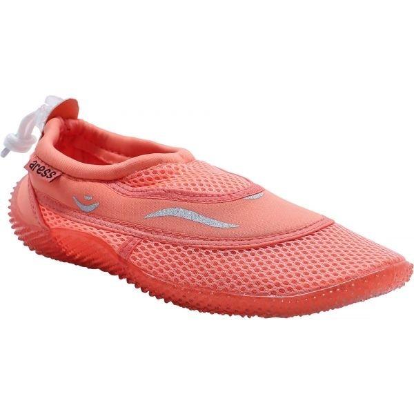 Růžové dámské boty do vody Aress