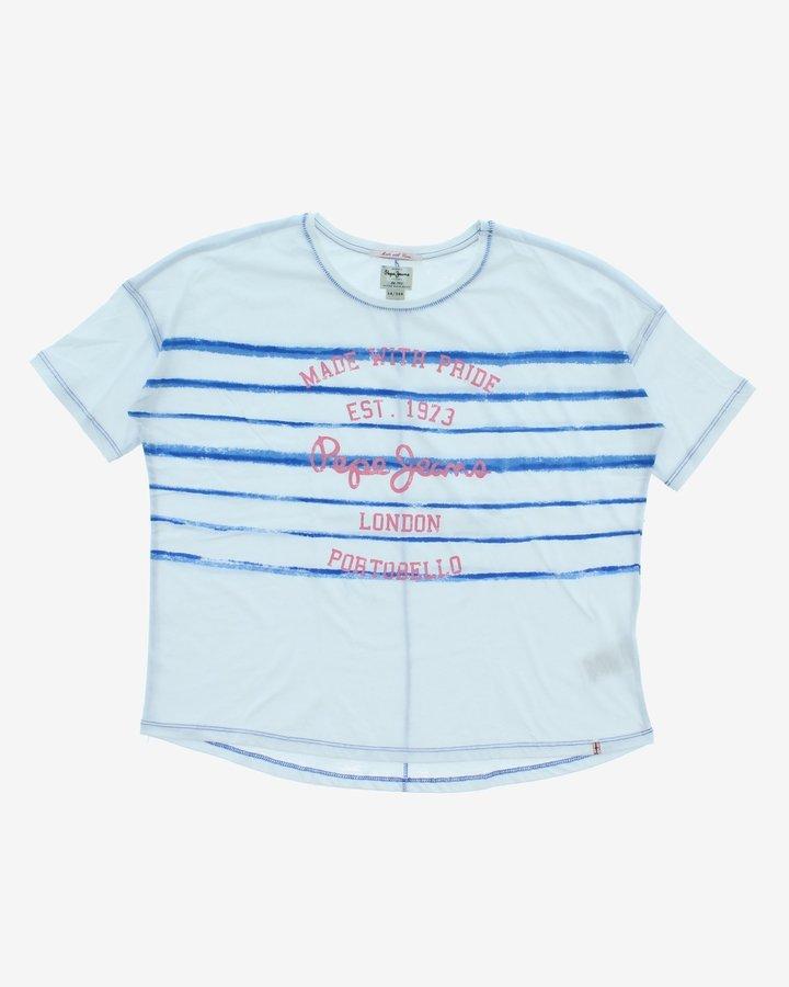 Dívčí tričko Pepe Jeans