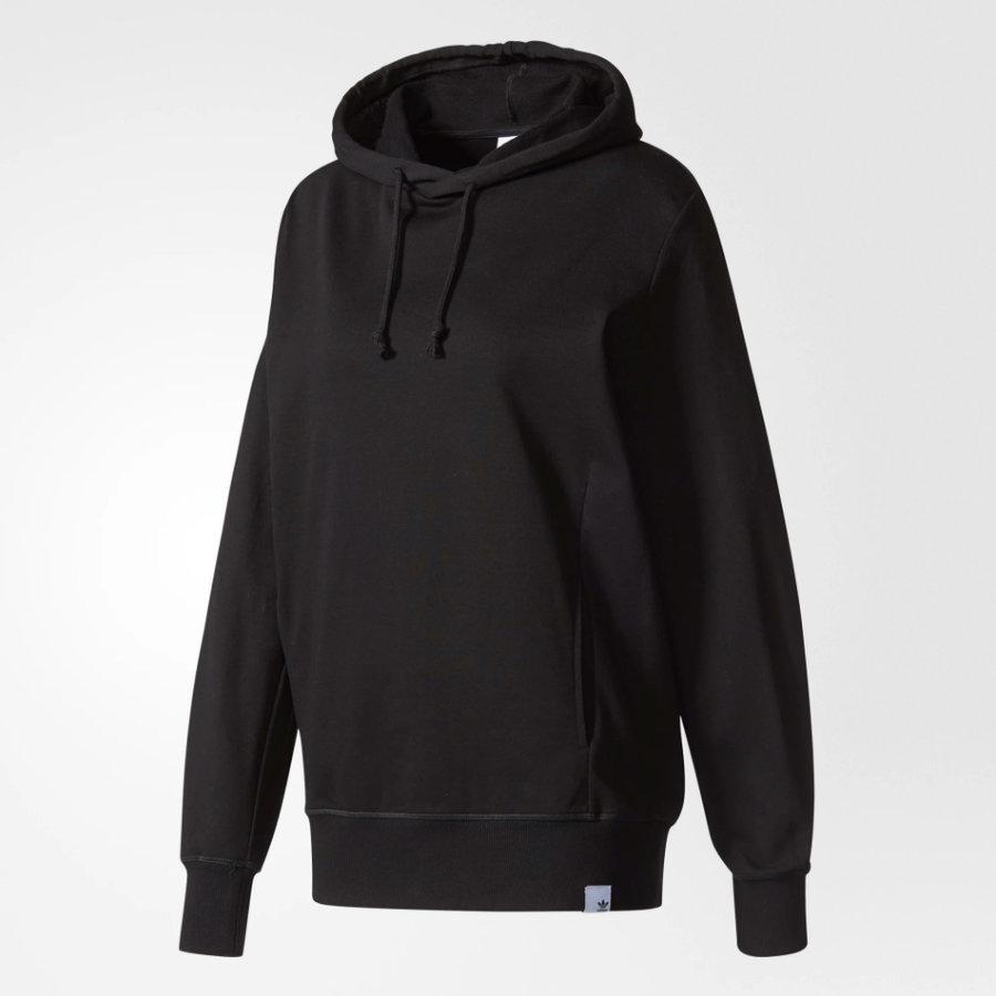 Mikina - Adidas XBYO Hoodie Black Velikost: S