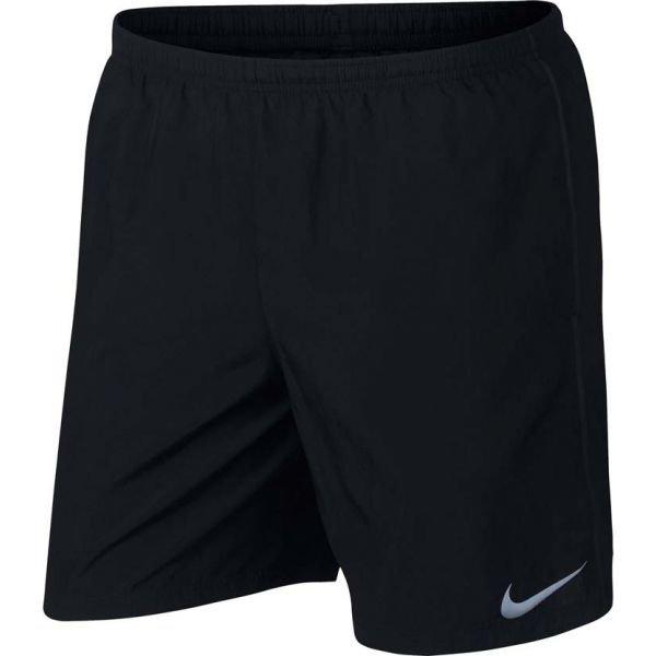 Černé pánské běžecké kraťasy Nike - velikost XXL