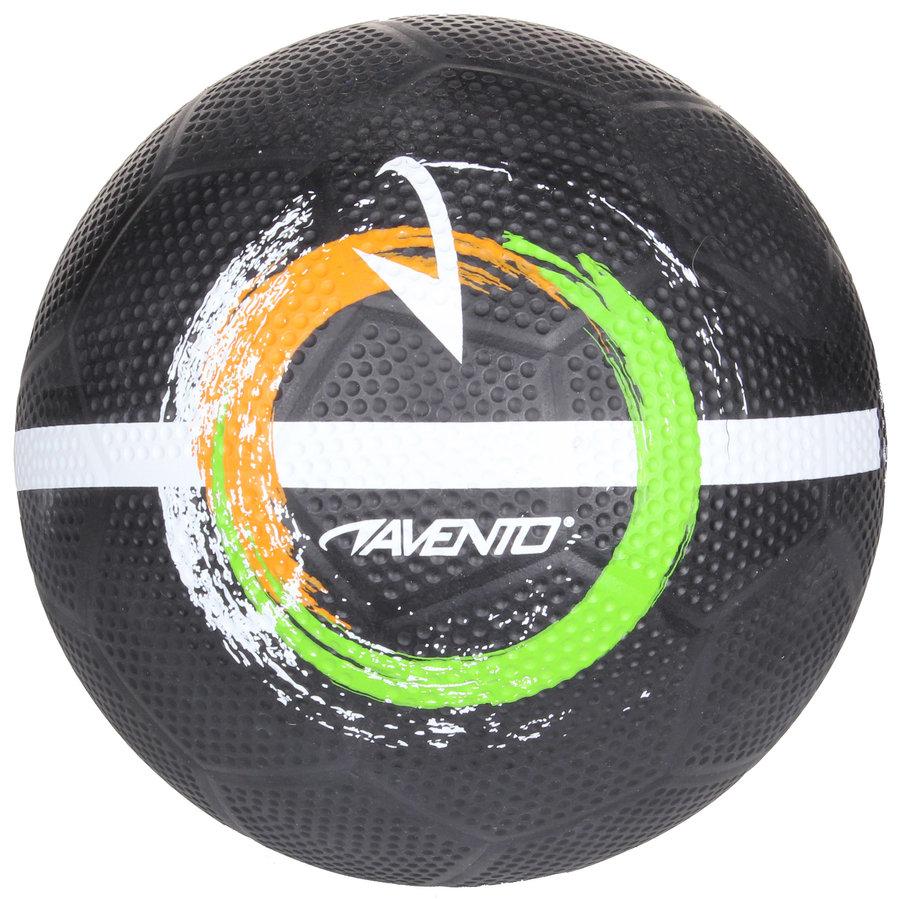 Fotbalový míč - Avento Street Football II černá č. 5