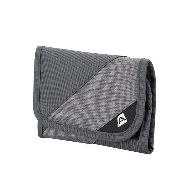 Šedá peněženka Alpine Pro