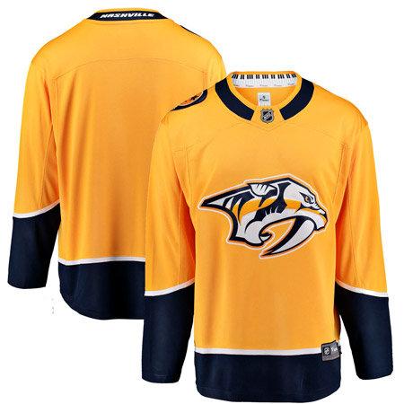 Oranžový hokejový dres Fanatics