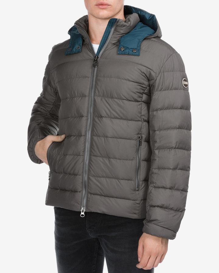 Šedá pánská bunda Colmar - velikost L