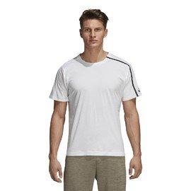 Bílé pánské tričko s krátkým rukávem Adidas
