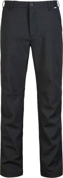Černé zimní pánské kalhoty Regatta