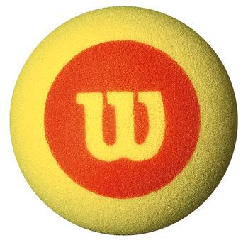 Pěnový tenisový míček Starter, Wilson - průměr 9 cm - 6 ks