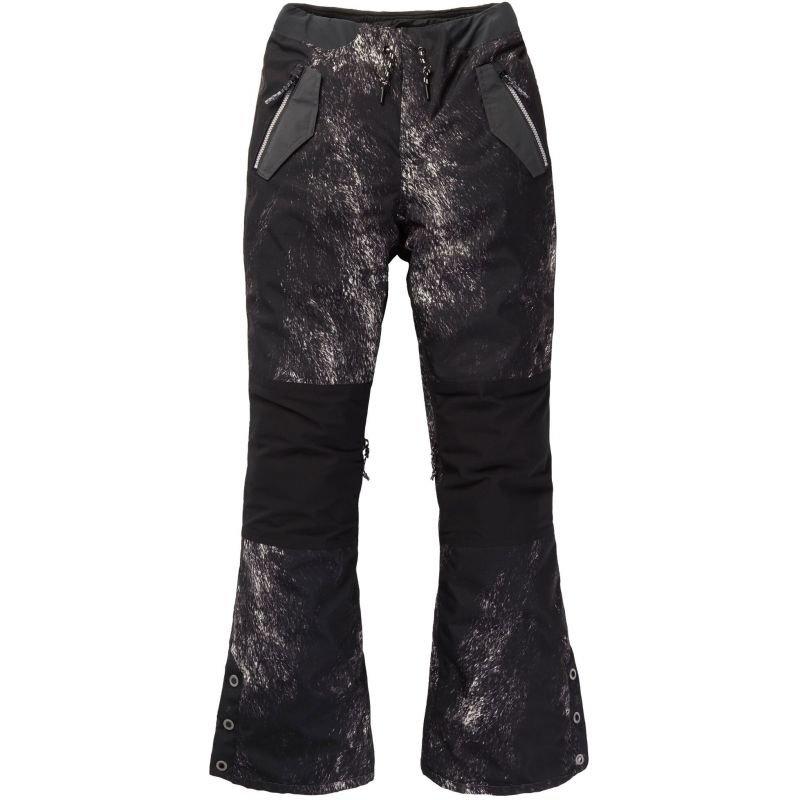 Černé dámské snowboardové kalhoty Burton - velikost S