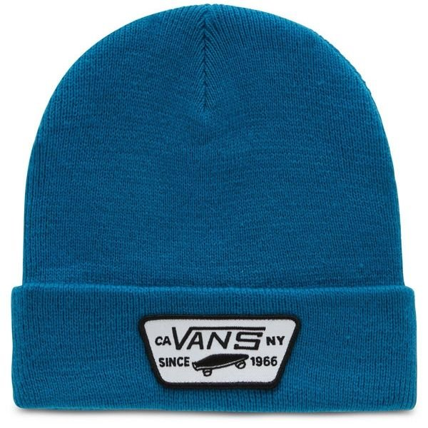 Modrá pánská zimní čepice Vans - univerzální velikost