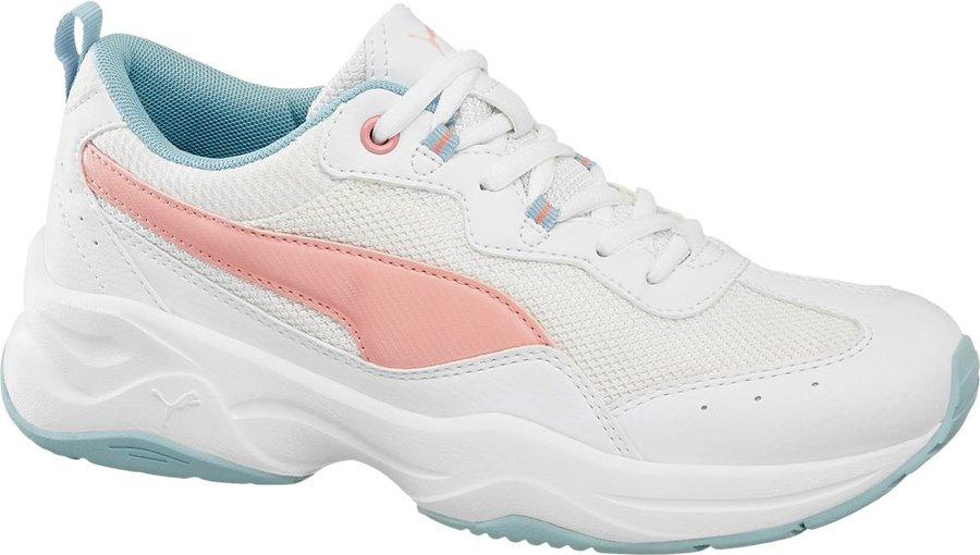 Bílé dámské tenisky Puma - velikost 37 EU