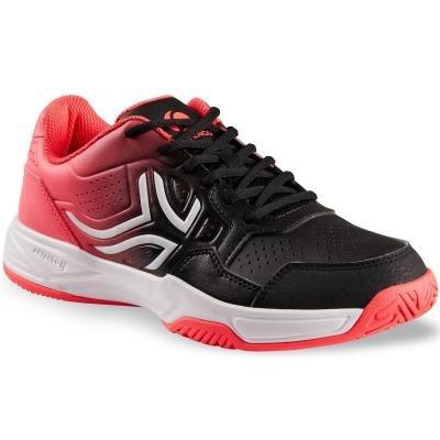 Černé dámské tenisové boty - obuv TS 190, Artengo