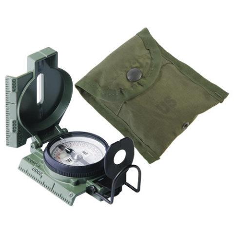 Kompas - Kompas Cammenga US MODEL 27 fosforeskující