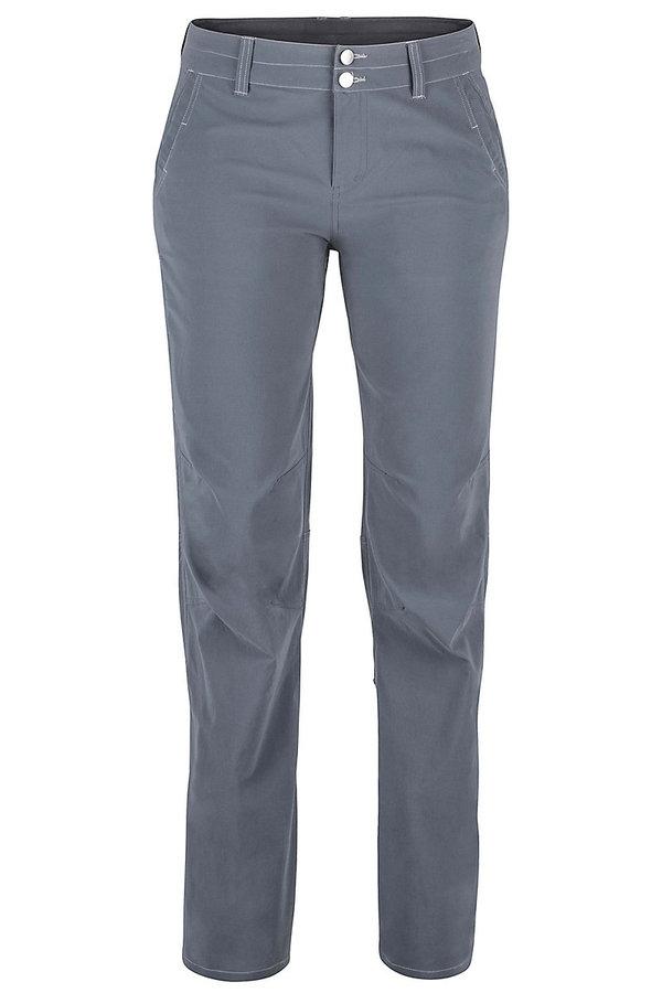Šedé dámské kalhoty Marmot