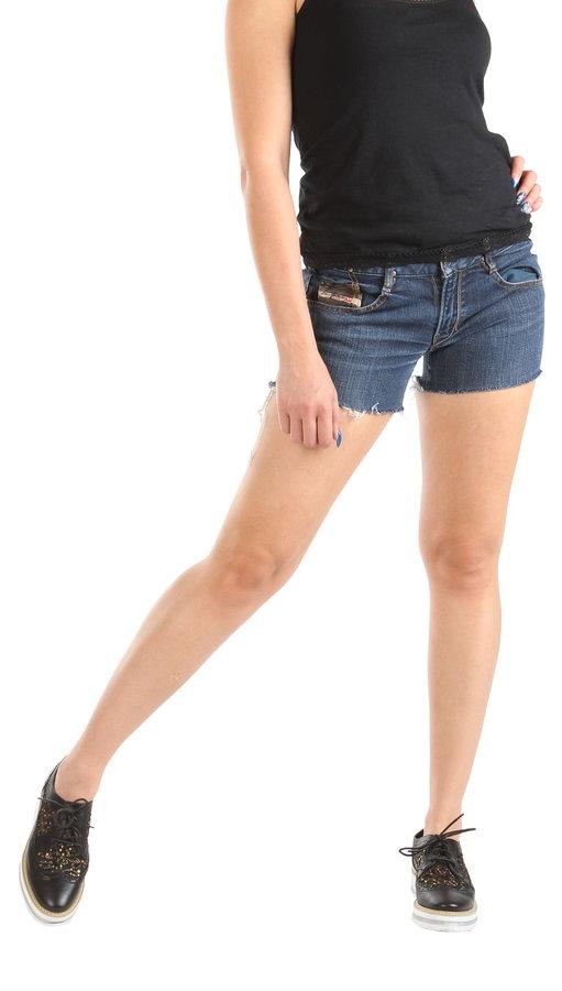 Kraťasy - Dámské jeansové šortky Diesel II. jakost vel. W 30