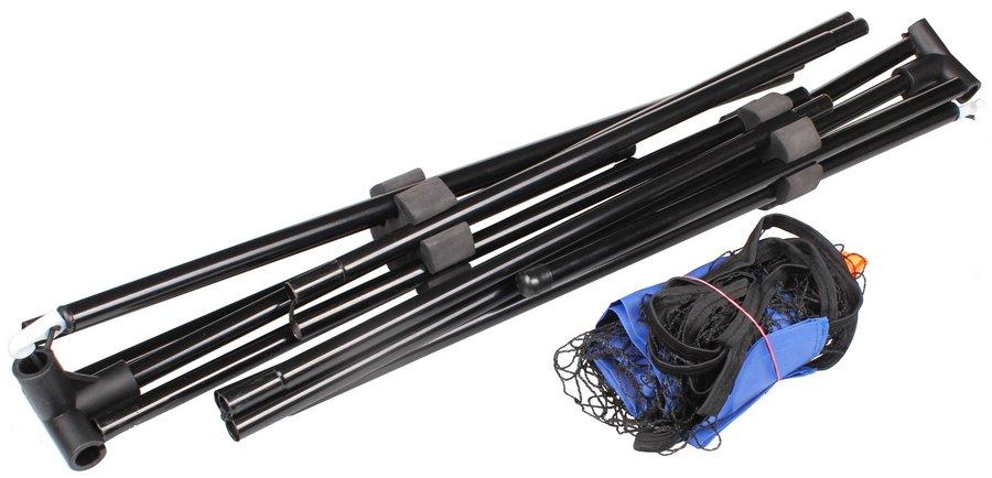 Černá síť na badminton Merco - délka 610 cm
