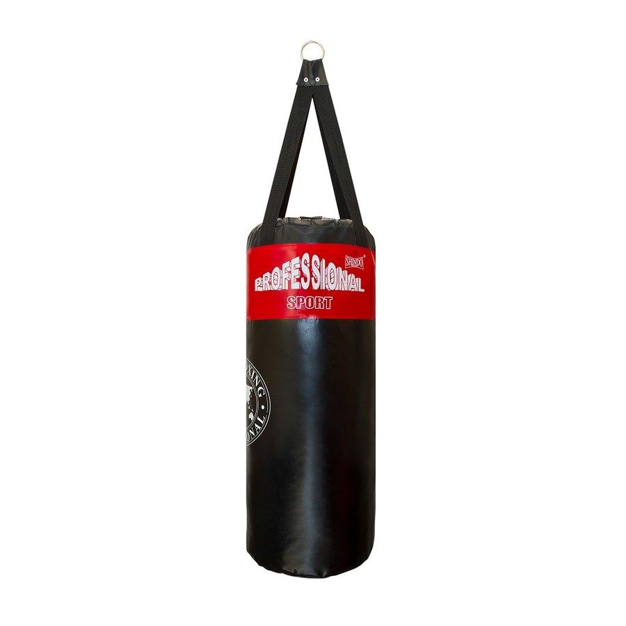 Černo-červený boxovací pytel Shindo - 13 kg