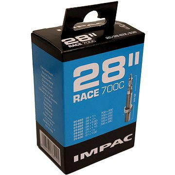 """Duše na kolo - Impac duše 27,5/28"""" Race SV 20/28-622/630 (4026495765121)"""