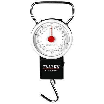 Závěsná mechanická váha na ryby Traper - nosnost 22 kg