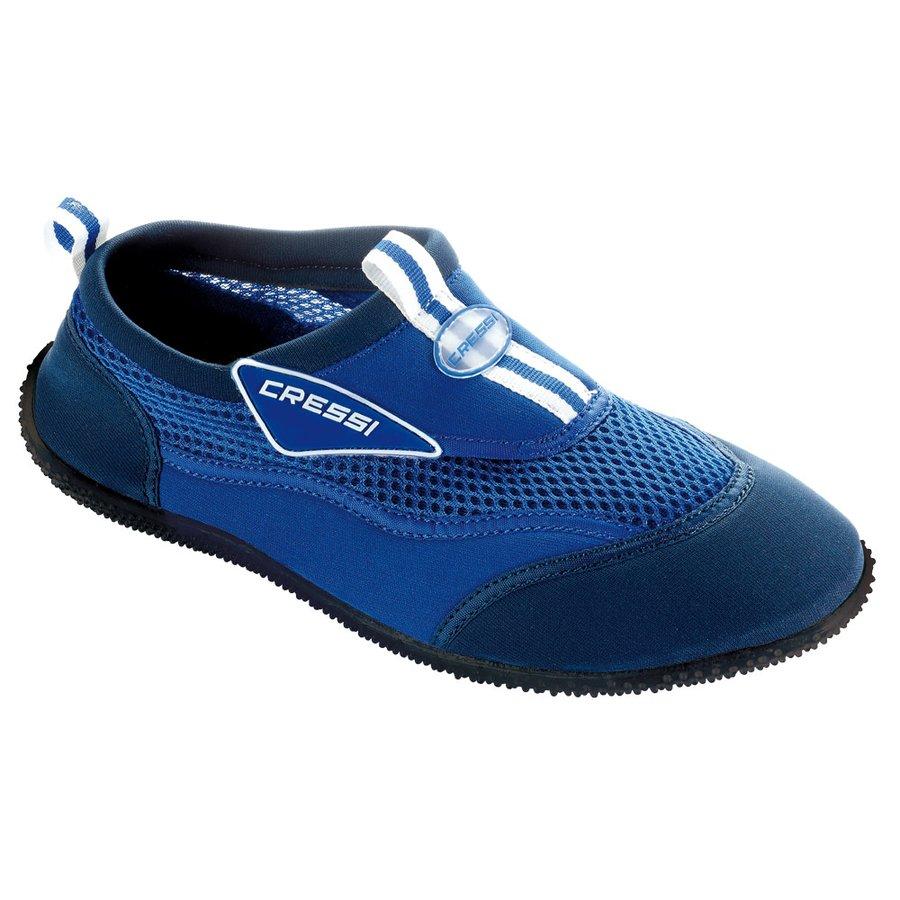 Modré dětské boty do vody Reef, Cressi