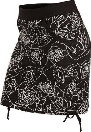 Černá dámská sukně Litex - velikost S