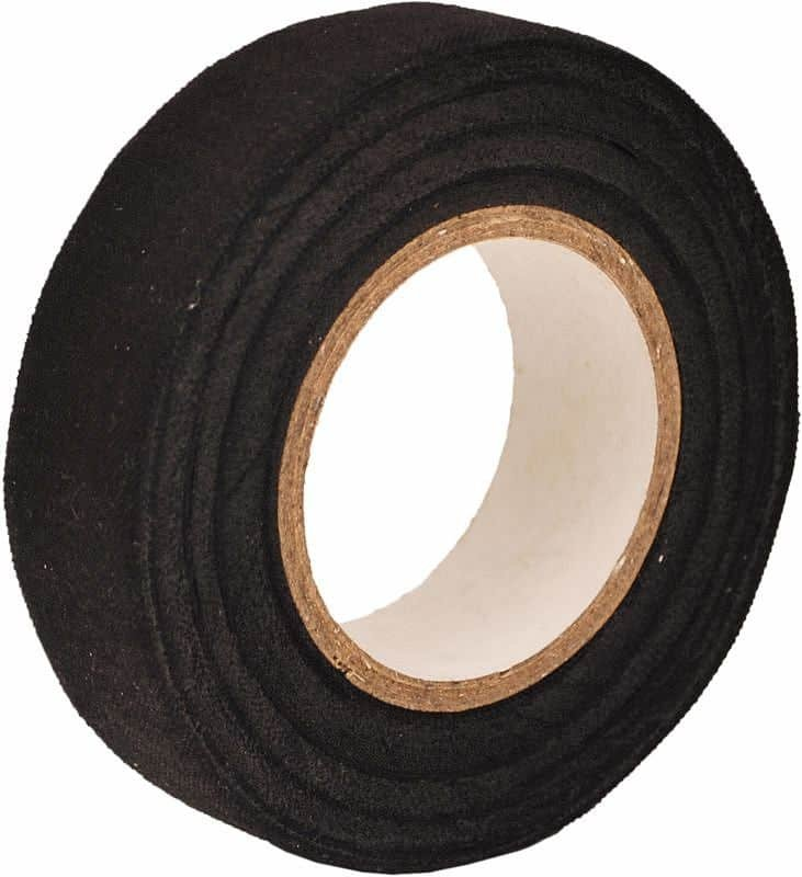 Hokejová páska - Sport páska textilní, 10m x 2 cm, černá