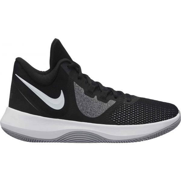 Černé pánské basketbalové boty Nike