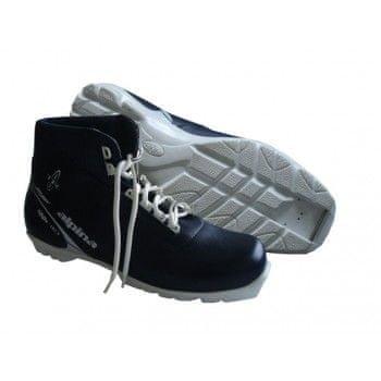 Modré pánské boty na běžky NNN Alpina