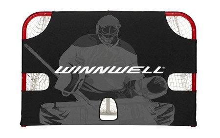 """Střelecká hokejová plachta - Střelecká plachta WinnWell Accushot Heavy Duty 52"""""""