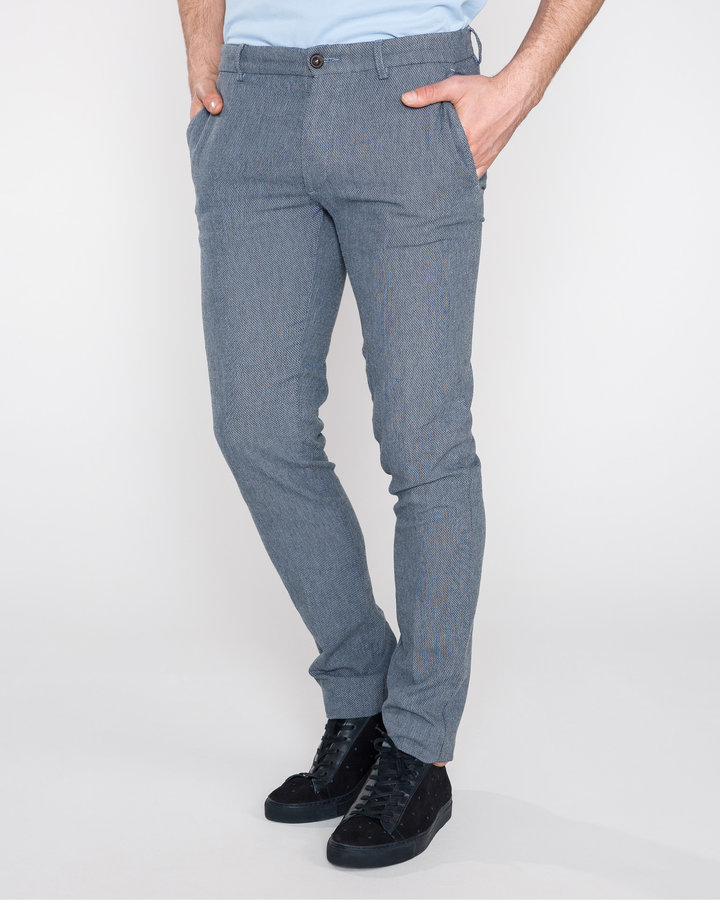 Kalhoty - Kalhoty Trussardi Jeans