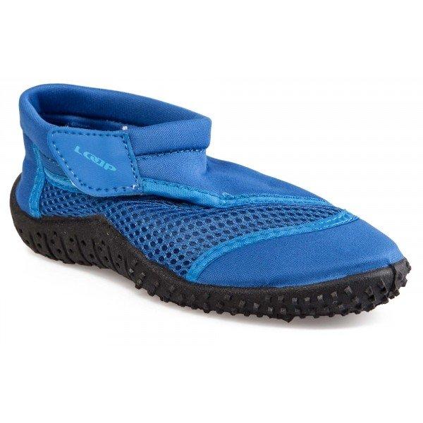 Modré dětské boty do vody Loap