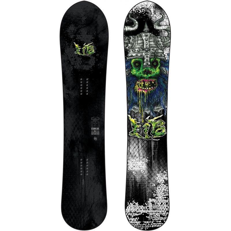 Snowboard bez vázání LIB Tech - délka 161 cm