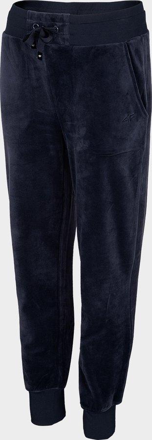 Modré dámské tepláky 4F - velikost XL