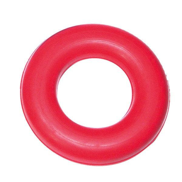 Červený posilovací kroužek Yate