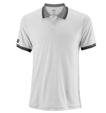 Bílé pánské tričko s krátkým rukávem Wilson