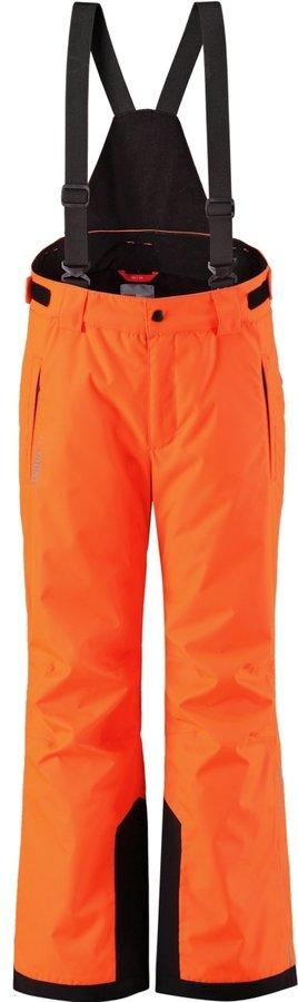 Oranžové chlapecké lyžařské kalhoty Reima - velikost 98