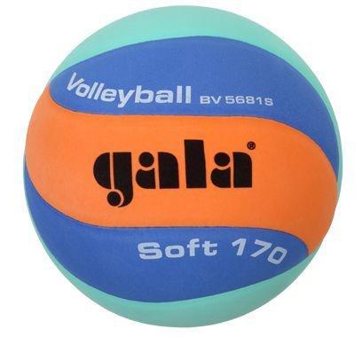 Různobarevný volejbalový míč BV5681S, Gala - velikost 5
