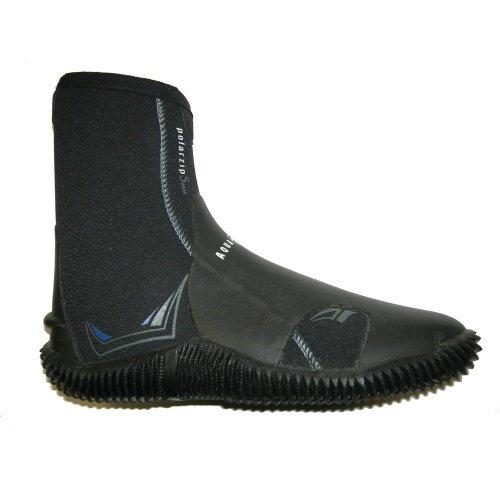 Černé vysoké neoprenové boty Polar, Aqualung - velikost 37 EU