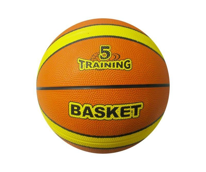 Oranžový basketbalový míč Training, Sedco - velikost 5