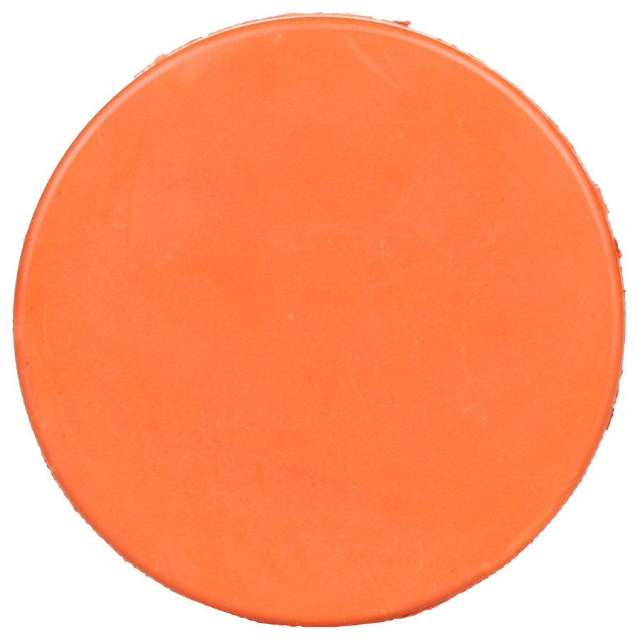 Hokejový puk - Hokejový puk tréninkový, těžký oranžová