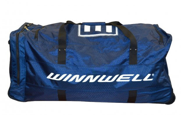 Černá taška na hokejovou výstroj - senior Winnwell