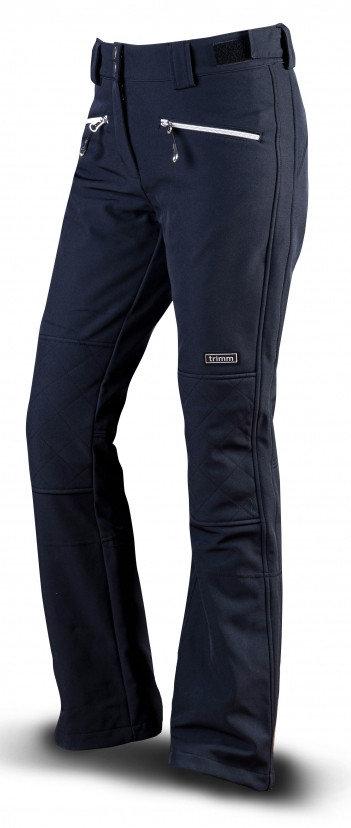 Černé dámské lyžařské kalhoty Trimm