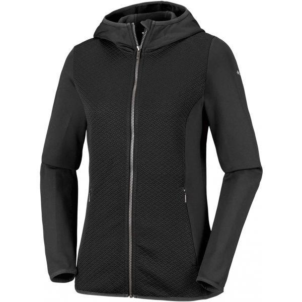 Černá dámská bunda Columbia - velikost XS