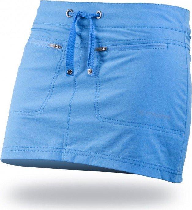 Modrá dámská sukně Trimm