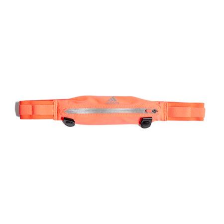 Ledvinka - Opasek adidas Run Belt růžový