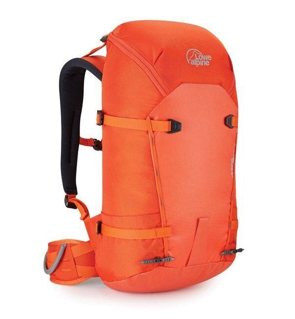 Oranžový horolezecký batoh Lowe Alpine - objem 25 l