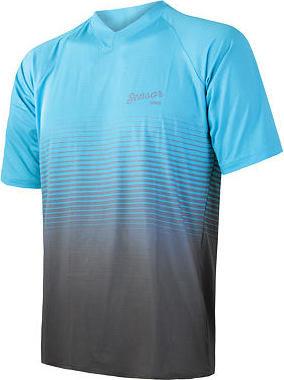 Modrý pánský cyklistický dres Sensor