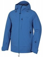 Modrá pánská lyžařská bunda Gombi M, Husky - velikost L