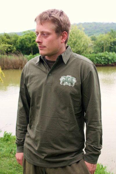 Pánské rybářské tričko Nash Tackle - velikost L
