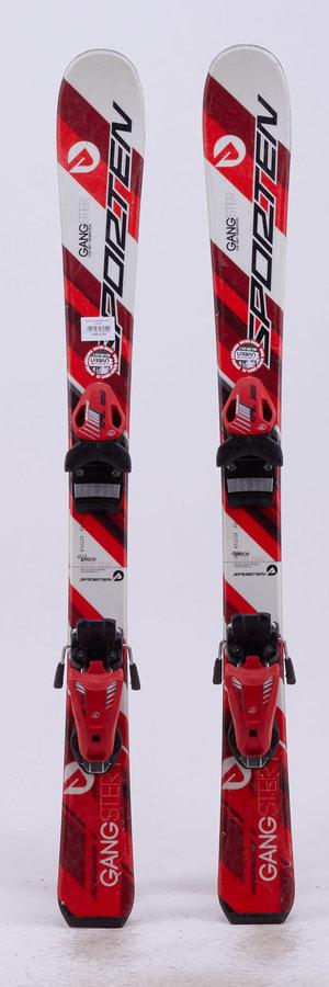 Dětské lyže Sporten - délka 104 cm