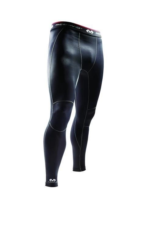 Černé pánské funkční kalhoty McDavid
